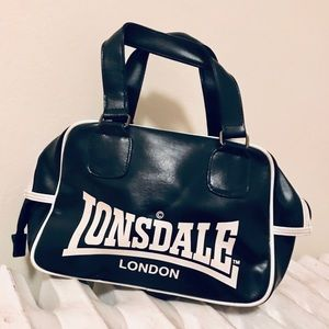90's Lonsdale of London Bowling Bag